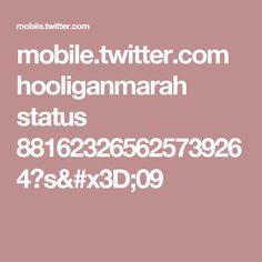mobile.twitter.com hooliganmarah status 881623265625739264?s=09