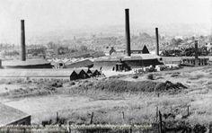 Carlton Standhill Road Brickyard 1930's