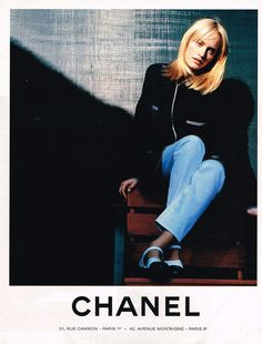 Publicite Advertising 025 1996 Chanel Haute Couture 2 | eBay