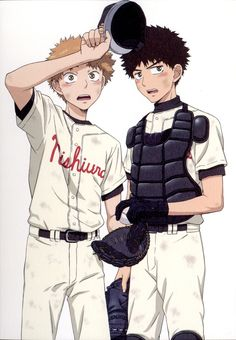 Ookiku Furikabutte Mihashi Ren Baseball Cap Cosplay Prop Travel Hat Adjustable