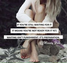 Singleness is not a punishment, it's preparation.