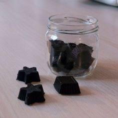 Dosettes exfoliantes au marc de café et huile de coco - DIY
