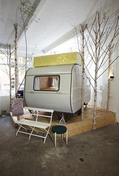 Hier kun je logeren. Binnencamping!  Fotos von Jan Brockhaus (kajuete@janbrockhaus.de +49 (0)30 210 25 208)
