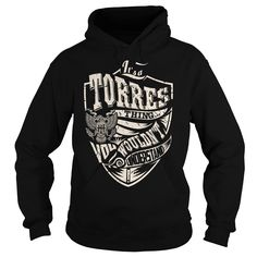 Its a TORRES Thing (Eagle) - Last Name, Surname T-Shirt