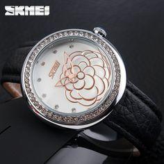 Ladies watches brands popular wristwatches skmei quartz watch