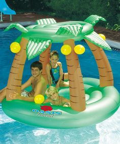 Oasis Island Float | Daily deals for moms, babies and kids