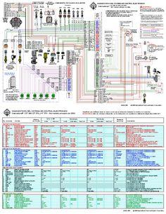 Cummins, Car Ecu, Engine Control Unit, Ford Diesel, Detroit Diesel, Electronic Schematics, Electrical Wiring Diagram, Ac Compressor, Loudspeaker