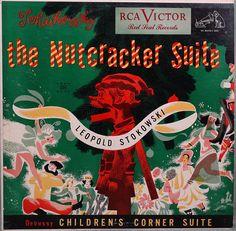 Tchaikovsky Nutcracker Suite Op. 71A and Debussy
