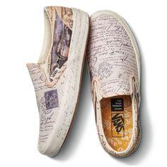 9d51a752cd6 Details about Vans x Vincent Van Gogh Museum Authentic Slip-On SK8-Hi Old  Skool Shoes Pick 1