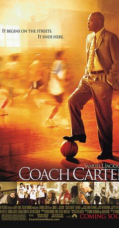 Directed by Thomas Carter. With Samuel L. Jackson, Rick Gonzalez, Robert Ri'chard, Rob Brown. Controversy surrounds high school basketball coach Ken Carter after he benches his entire team for breaking their academic contract with him.