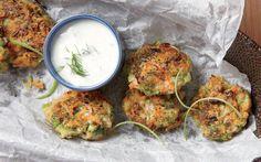 Crispy broccoli carrot fritters ck 1440 large