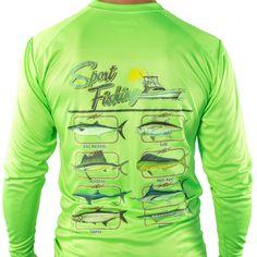Varillas de cráneo T-Shirt artes de pesca pescador Río Mar peces oceánicos captura barco P154