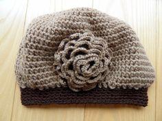 Brown Beanie Hat Beanie Hats, Brown, Fashion, Moda, Fashion Styles, Brown Colors, Fashion Illustrations