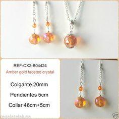 Conjunto-de-collar-y-pendientes-de-cristal-Crystal-teardrop-jewelry-B04424