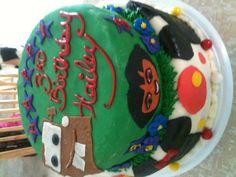 Dora, Mickey, mater cake:)