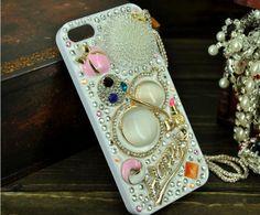 Handmand Bling Diamond 3D Case for iPhone 5 Gourds, Skytechking.com