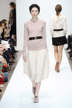 So pretty. Margaret Howell F/W 2011. Photographs by Matteo Volta. Images courtesy of Elle.