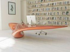 Volna: The unique artistic table for modern spaces