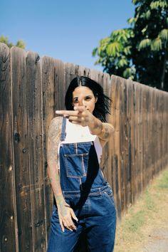 Kehlani photoshoot by David Camarena - September 2015