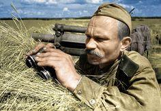 Soviet Sergeant IK Krikun - destroyed 58 tanks in the war,Lithuania 1944 | Flickr - Photo Sharing!