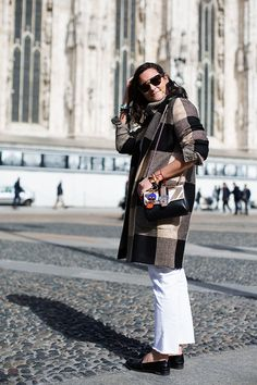 On the Street….Piazza Duomo, Milan