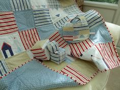 Judi Knits and Sews: Presents for Baby