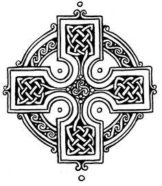 Emblem of the Celtic Church