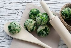 Spinach Balls Easy and Delicious