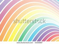 Pastel colors of rainbow  twisted by trucic, via Shutterstock step 2 lace colour