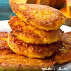 Alejandra: Tortitas de calabaza