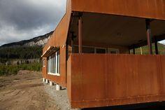 #EstudioDReam #ArquitecturaModular #Canadá #ViviendasdeDiseño #Casas