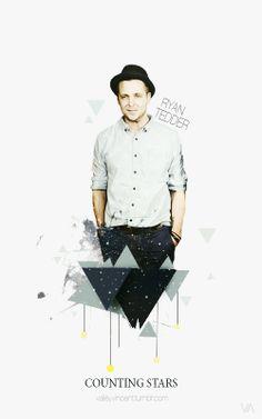 OneRepublic - Counting Stars Ryan Tedder