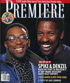 Denzel Washington, Spike Lee, Malcolm X (1992)