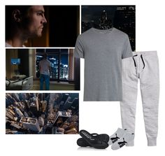 Oliver Queen - A Second Future fanfiction- Chapter 1 by firewitch23 on Polyvore featuring polyvore Derek Rose Puma Superdry men's fashion menswear clothing