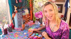 Behind the scenes with Elspeth McLean- the process and journey of creati...