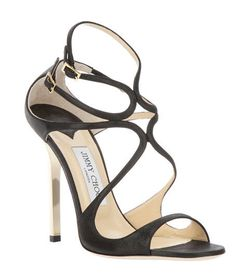 c26bf3ed1af2e0 Jimmy Choo Lance strappy sandals Jimmy Choo Shoes