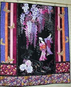 1000 Images About Quilts Of Asian Inspiration On