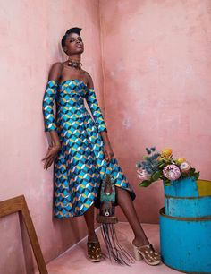 Beautiful and stunning is this presentation of designs by fashion designers from the African Diaspora. Inspired by the ever emerging trends from the African continent – like from fashion week…: