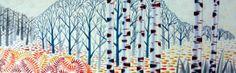 Prints and drawings by Brighton artist Peta Taylor. Peta, Giclee Print, Trees, Abstract, Drawings, Artist, Artwork, Prints, Summary