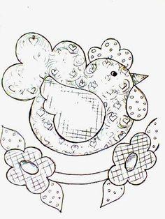 Куриное дизайн Американский стиль кантри рисовать Andin ткани