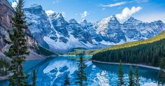 Canadian Rockies: Best Places to Visit & Most Beautiful Views [Photos] - Thrillist