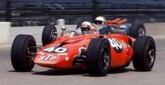 Hushed Whispers - 1967-1968 STP-Paxton Turbocar. - Motorsport