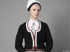 Nordmore jacket and headdress    Costume - Made In Norway Now - Made In Norway Now