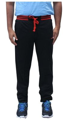 Romano Men's Stylish Black Cotton Track Pant >>> This is an Amazon Affiliate link. Details can be found by clicking on the image.