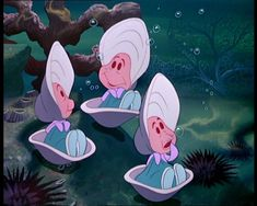 Disney Alice in Wonderland Cartoon | Oysters (Alice in Wonderland)