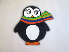 Imãs de geladeira / Magnets - Pinguim 17