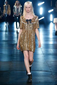 Saint Laurent Spring 2016 Menswear 74