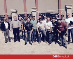 Visita técnica a unidade fabril da DSP Biomedical
