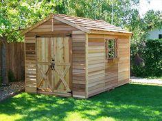 Build DIY Wood Pallet Shed |