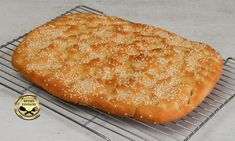 Pita Bread, Yeast Bread, Greek Cooking, Sweet And Salty, Greek Recipes, Hot Dog Buns, Bakery, Food And Drink, Cheese